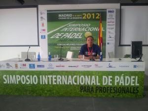 Simposio Internacional del PADEL